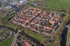 luchtfoto Elburg